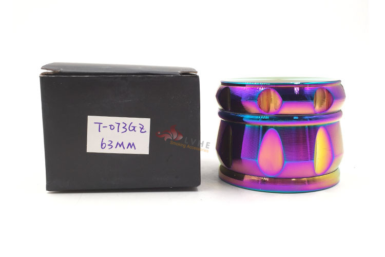 T073GZ LVHE Alibaba Express China Dry Herb Grinder Weed Herb