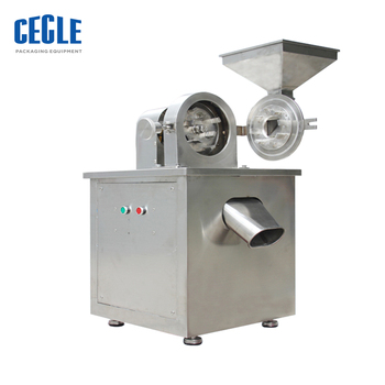 commercial stainless steel rice,wheat,corn flour making machine