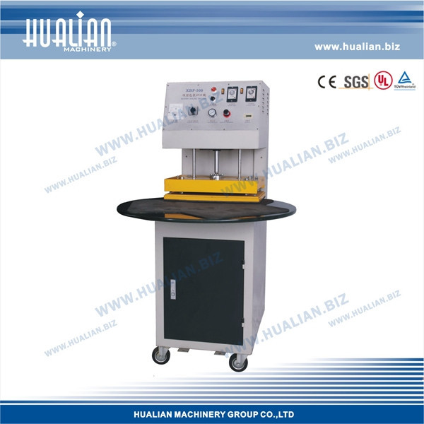HUALIAN 2017 XBF-500 Blister Sealing Machine
