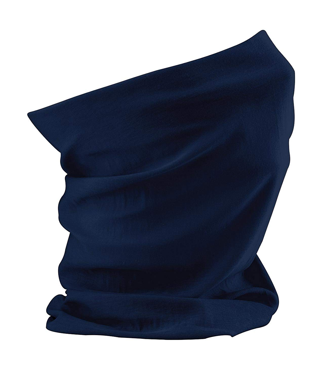 New Beechfield Unisex Scarves Morf Original Multi Use Headband Snood Neck Hat