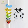 High quality baby plastic door stopper cute door stopper for baby safety