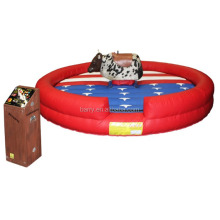 2017 inflatable bucking mechanical bull for sale/ rodeo bull for adults