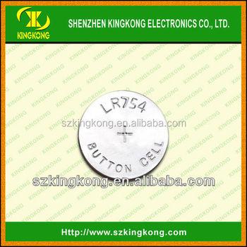 1.5v / 393/l754/ag5/lr48 1.5v Silver Oxede Battery Button Cell ...