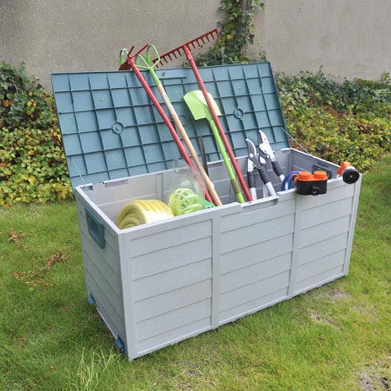 Box In Plastica Per Giardino.Vertak Vendita Calda Grande Capacita Di Plastica Da Giardino Degli