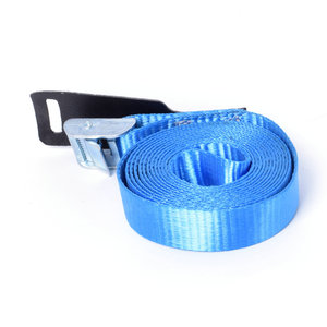Metal Buckle Ratchet Strap Assembly And Cargo Lashing Belt