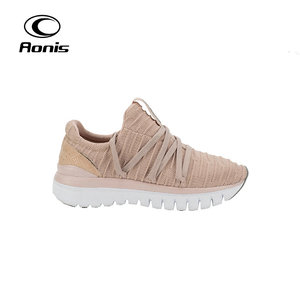 SP8017-A Factory brand wear resistant women air fashion sport shoes