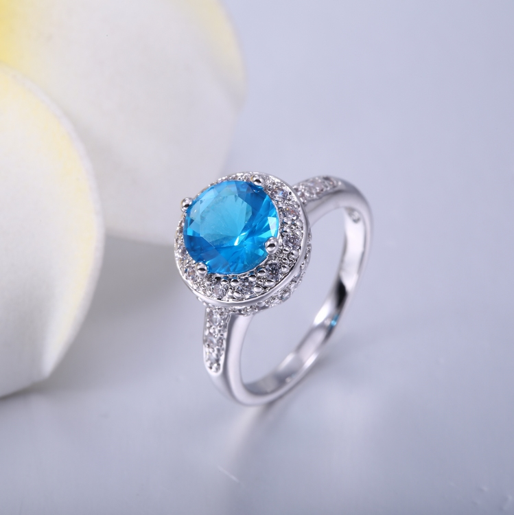 Jewelry manufacturer fancy design ring wholesale China diamond wedding ring jewelry