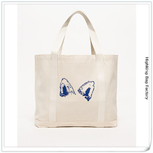 alibaba china supplier 100% natural customized shape size and printed plain handmade handmade cotton bags and purse