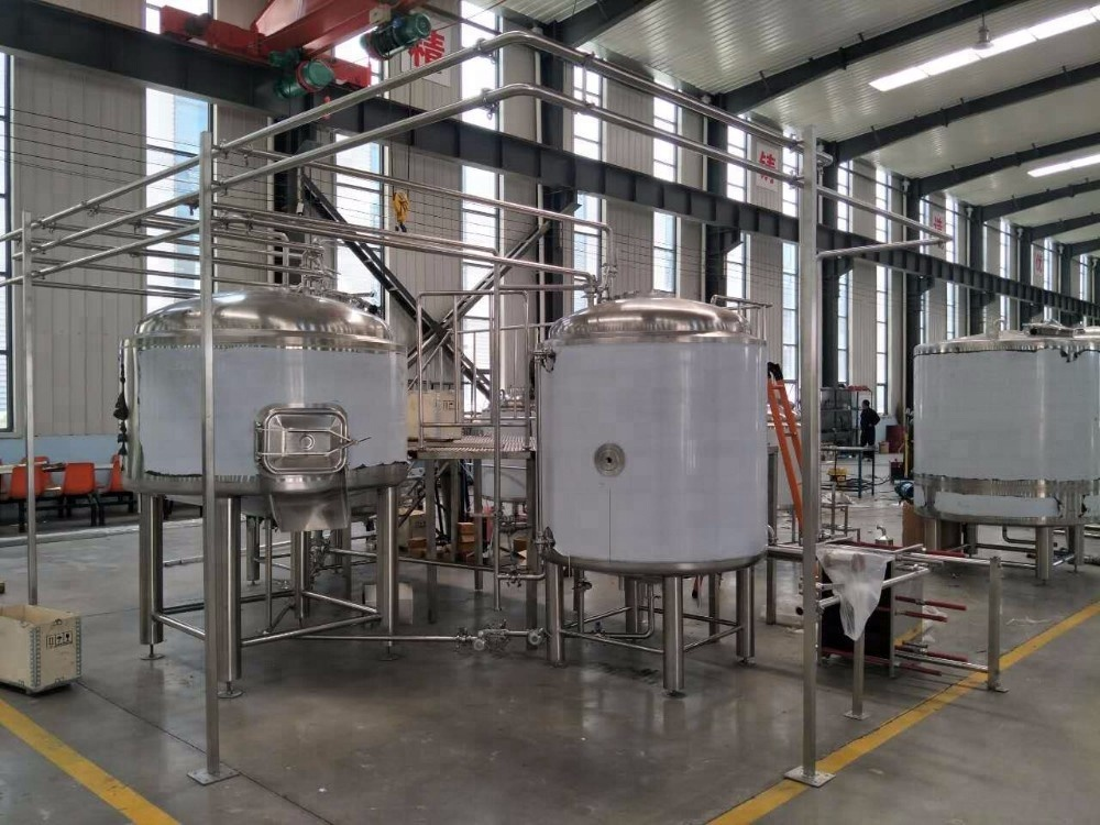 beer distillation equipment alcohol  machine TONSEN Distillation pot tower  copper distillation tower