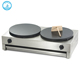 2016 CE Approval Commercial Single Plate Gas Crepe Maker Machine/gas Crepe Making Machine Free Shipping