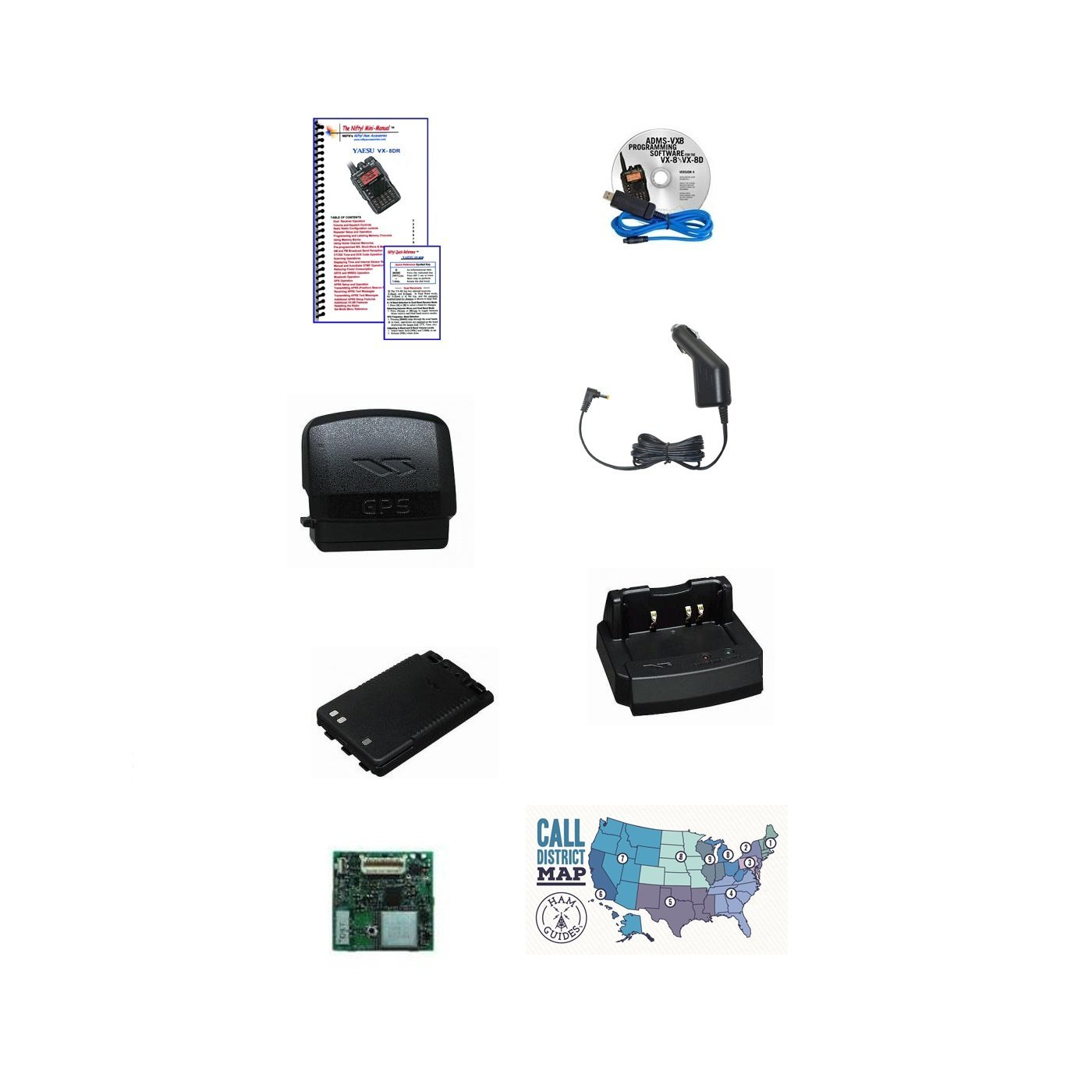 Cheap yaesu 2 find yaesu 2 deals on line at alibaba get quotations yaesu vx 8dr accessory pack bundle programming softwarecable nifty guide gumiabroncs Gallery