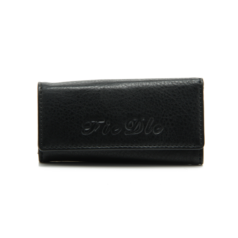W498A-A981 2015 Wholesale leather key chain pouch,promotional leather car key pouches