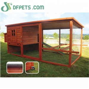 Cheap Wholesale Wooden Outdoor Pet Cage Chicken Coop