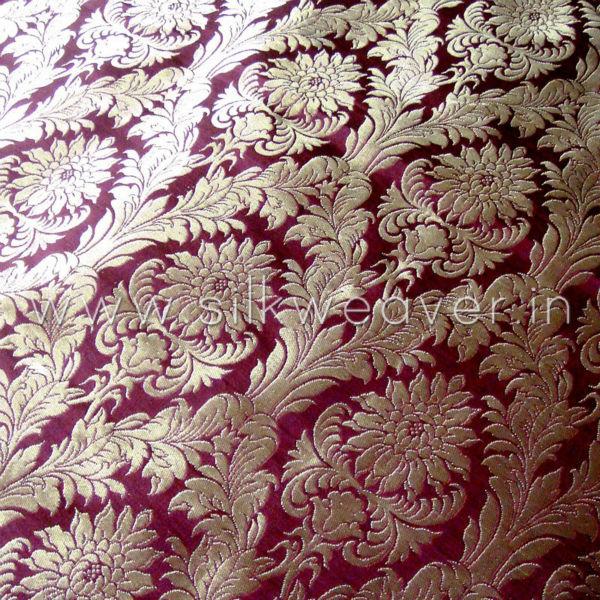 silk zari special brocade fabric buy indian silk brocade fabrics rh alibaba com silk brocade dress silk brocade coat