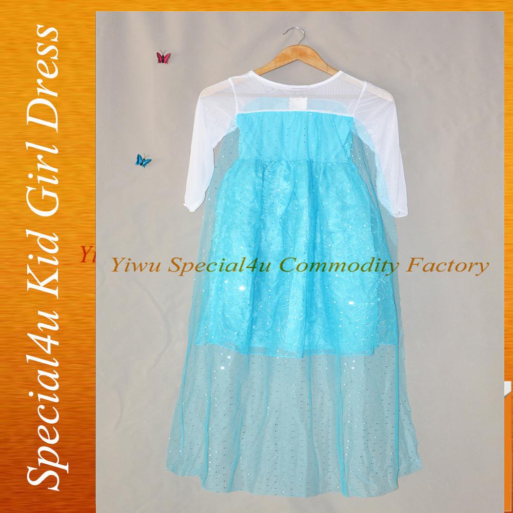 2016 New Little Party Dress Children Girl Snow White Princess ...