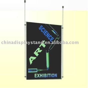 Ceiling Hang Double Sided Acrylic Poster Frame Buy Acrylic Poster