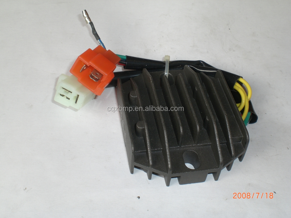 HTB126c4HFXXXXa7XFXXq6xXFXXXp motorcycle good parts 6v 12v voltage regulator rectifier buy 4 pin regulator rectifier wiring diagram at bakdesigns.co