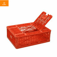 Best Price Plastic Poultry Transport Cage for Chicken , Quail , Pigeon