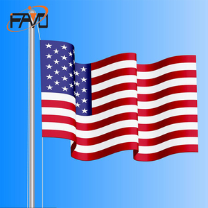 Custom 3ft*5ft polyester fabric printing USA american flag national flag of different countries