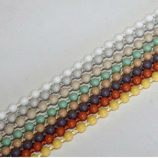 Roller Blinds Plastic Ball Chain 4 5 6mm Thick Bead Ball