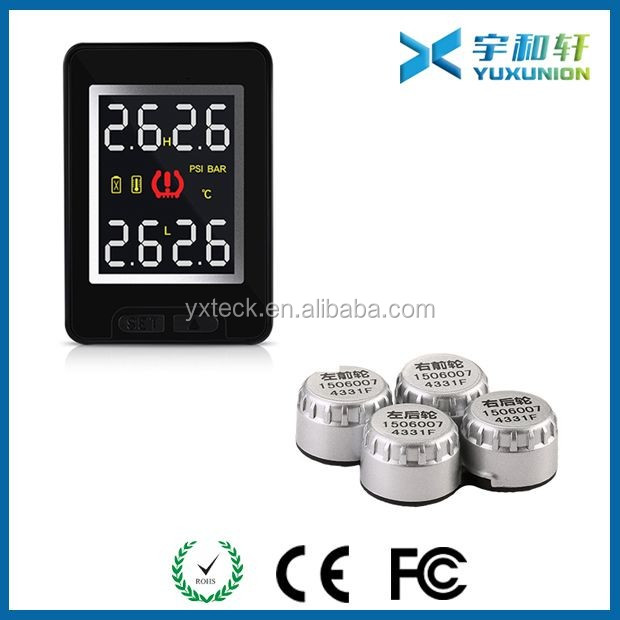 Portable Tire pressure system,Toyota series Tpms in Shenzhen