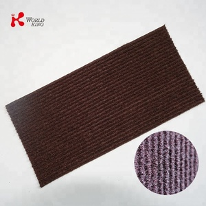 Competitive price bold stripe runner carpet for event