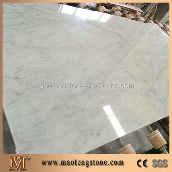 Carrara White Polishing Marble Slabs Tiles Lowes