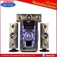 Ideal for home fm radio usb sd card reader speaker woofer speaker home theater product