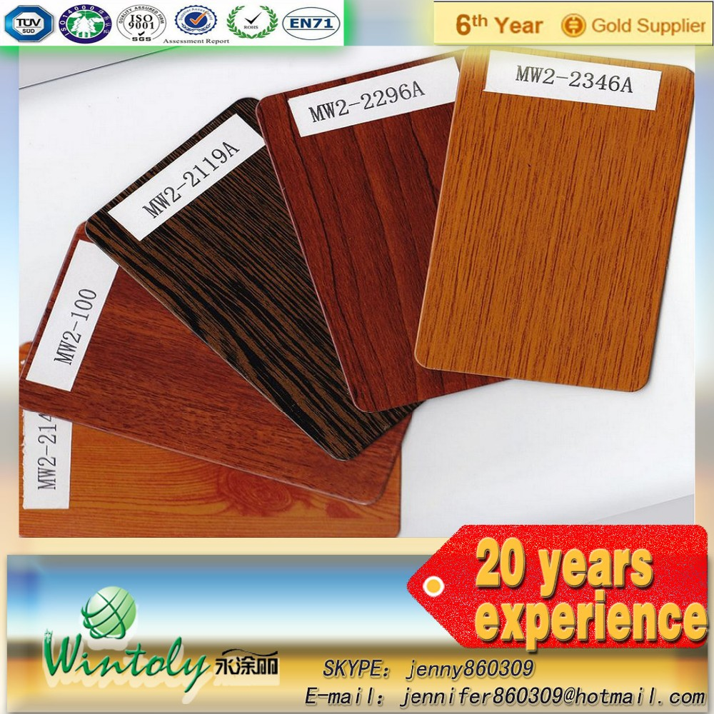 Color texture polyester tgic powder coating