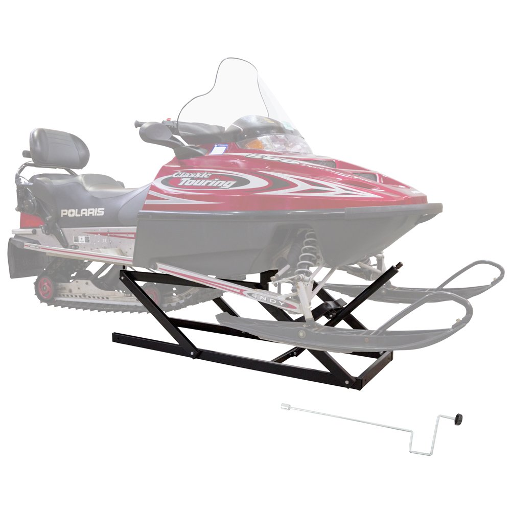 Black Ice SNO-1508-WHLS Snowmobile Lift Wheel Set for SNO-1508