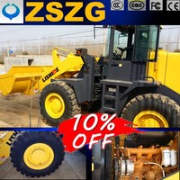 High quality&low price front end loader ZL80 loader heavy equipment