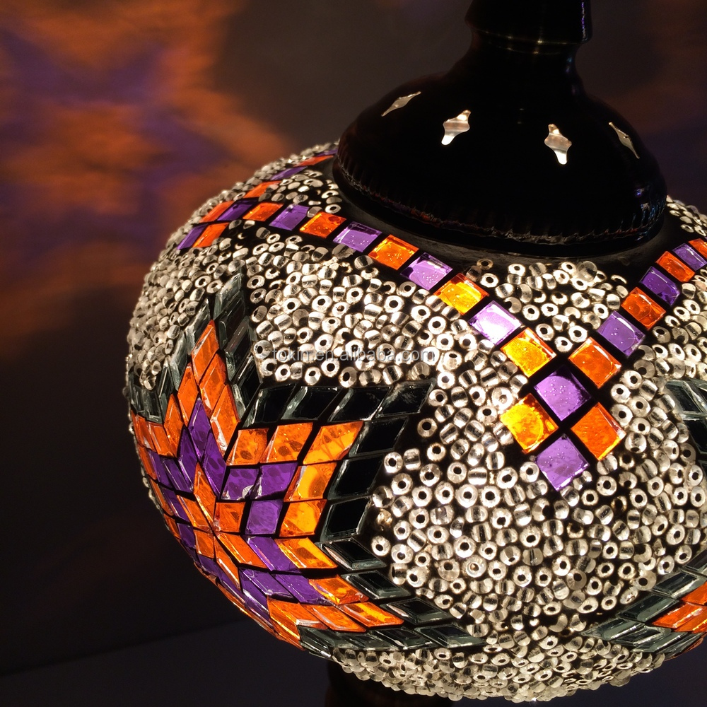 2015 newdesign glass material handmade mosaic art turkish style 2015 newdesign glass material handmade mosaic art turkish style table lamps made in china tl01l01 geotapseo Gallery