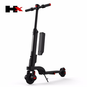 2018 Newest replaced battery electric self-balancing scooter