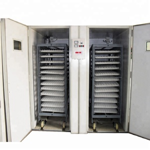 Fully automatic 8448 egg incubator /5280 6000 8500 large automatic poultry egg incubator/poultry hatchery machine 8448 eggs