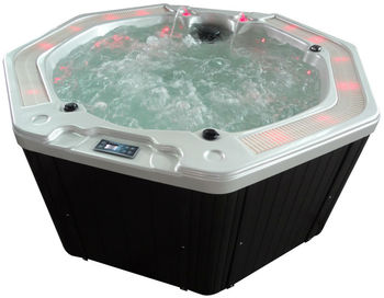 Balboa Kontrolle Luxuriöse 7 Personen Whirlpool-badewanne Swim Spa ...