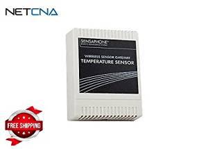 Sensaphone Wireless Temperature Sensor - temperature sensor - By NETCNA