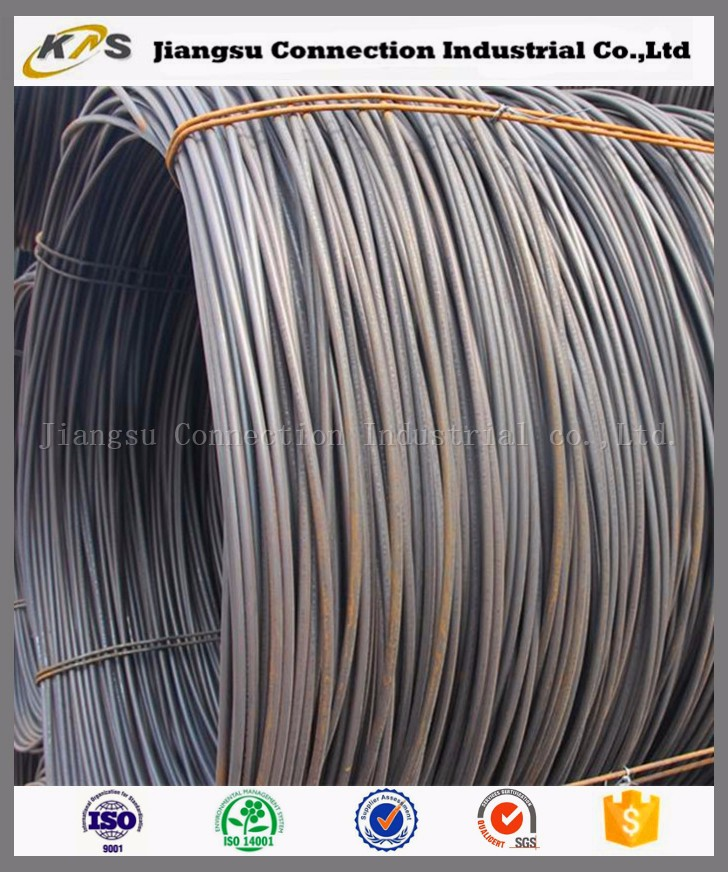 Hot Rolled/mild/low Carbon/high Carbon Steel Wire Rod Astm Sae1008/b ...