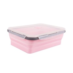 Eco special custom printed leak proof lunch box plastic lunch box