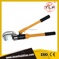 14 ton High Pressure Hydraulic crimping tools HHY-300C yellow handles crimp beads