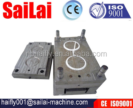 Router platic parts precise injection mold/ injection mould supplier