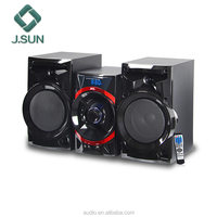 2.0 ch Channels mini dvd hifi audio music stereo system