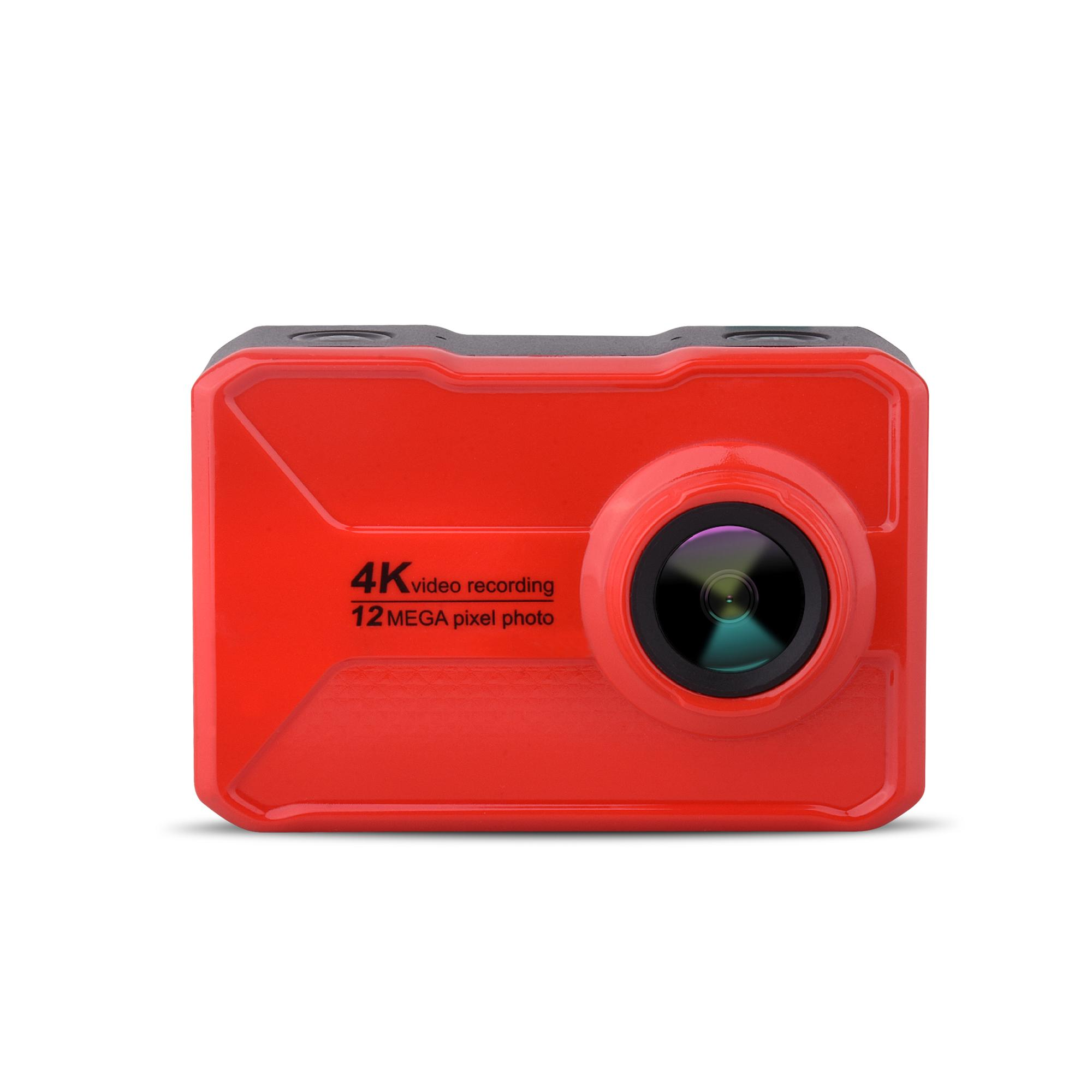 2 inch Ultra 4K Allwinner 170 degree wide angle private tooling action camera 30m waterproof slow motion sports camera