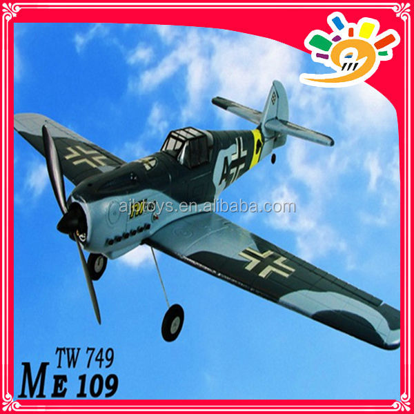 Me109 Epo Tw 749 Rc Airplane 2.4g 4ch Lanyu Rc Model China Model ...