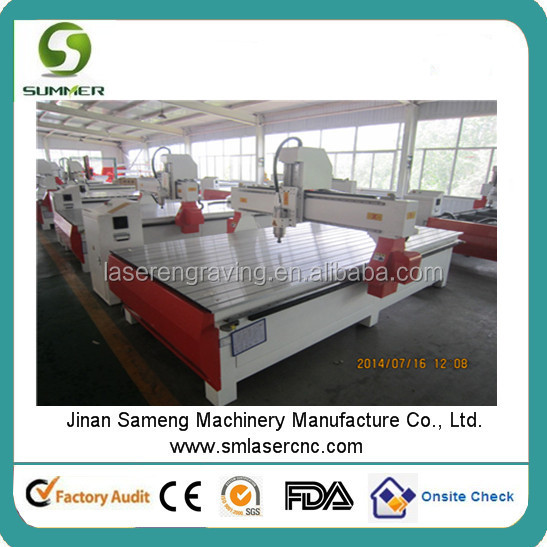 used cnc router sale/sculpture wood carving cnc router machine with cnc router parts and spindle motor/wood cnc router machine
