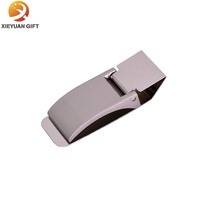 High quality professional factory custom blank money clip