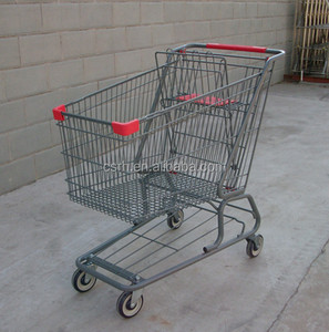 RH-SMD Wholesale Canada Style Shopping Cart Trolley