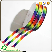 SHECAN Fancy ribbon fit UK market personalized printed ribbons