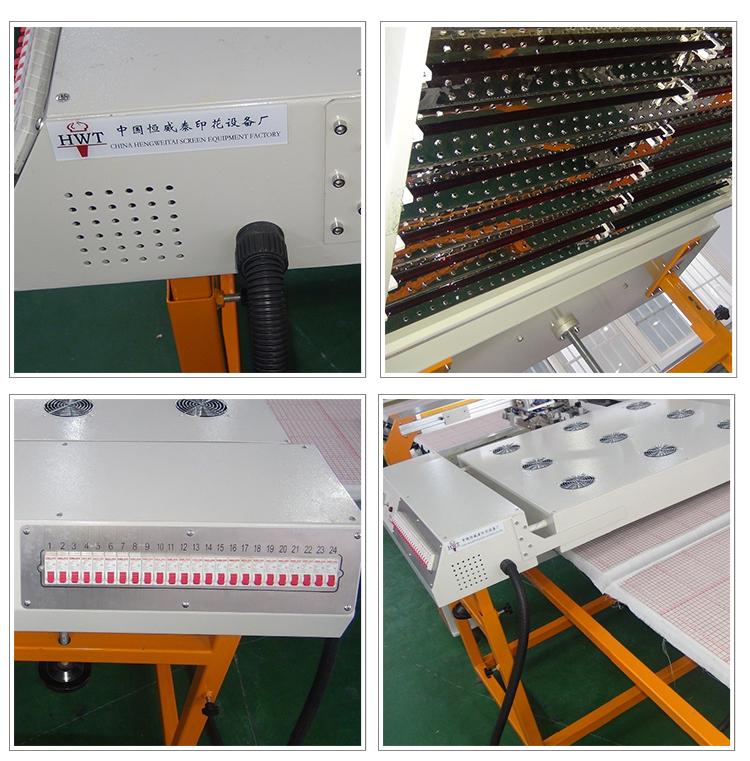 Professional Custom Quick Screen Printing Flash Dryer