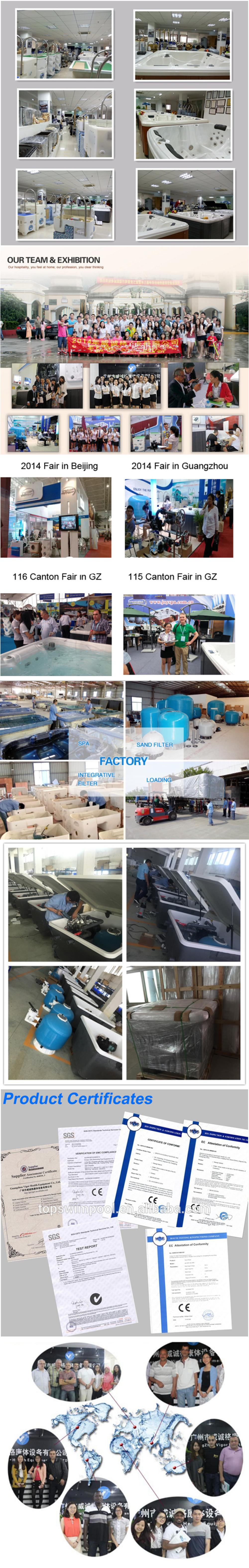 Wholesale inground pool filter and filter systems PK8016 for swimming pool water filtration