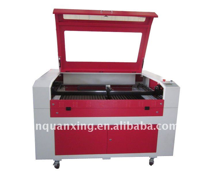 China Professional CNC Laser Engraver and Cutter